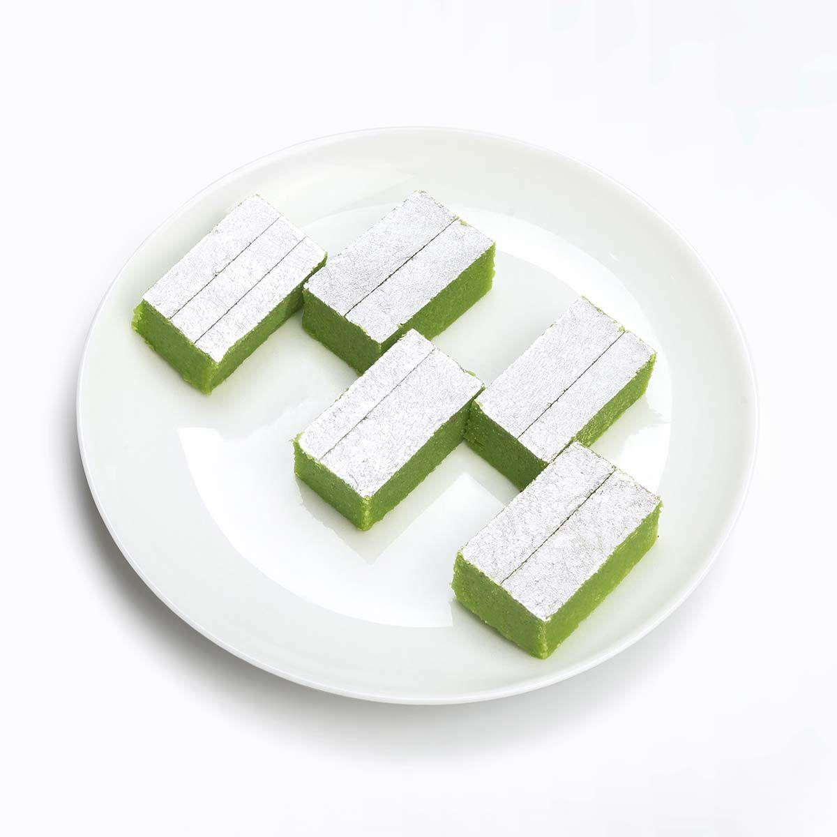 Green Pista Barfi